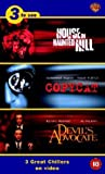 echange, troc Chillers - The House On Haunted Hill / Copycat / Devil's Advocate [VHS] [Import anglais]