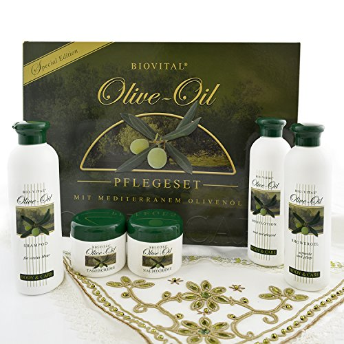 olivenol-hautpflegeset-pflegeset-in-geschenkbox-5-tlg-enthalt-olivenol-cremes-shampoo-sowie-duschgel