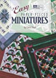 Easy Paper-Pieced Miniatures (1564772098) by Doak, Carol