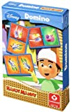 Handy Manny - Domino Pairs Style Card Game