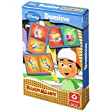 Handy Manny - Domino Pairs Style Card Gameby Cartamundi