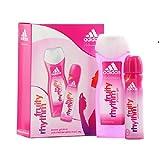 Adidas Fruity Rhythm Perfumed Deo Spray 75 ml and Shower Gel 250 ml