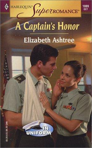 A Captain's Honor (Harlequin Superromance)