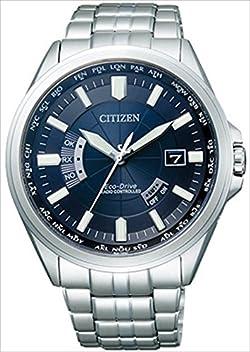 [シチズン] CITIZEN 腕時計 シチズンコレクション エコ・ドライブ電波時計 ワールドタイム CB0011-69L メンズ