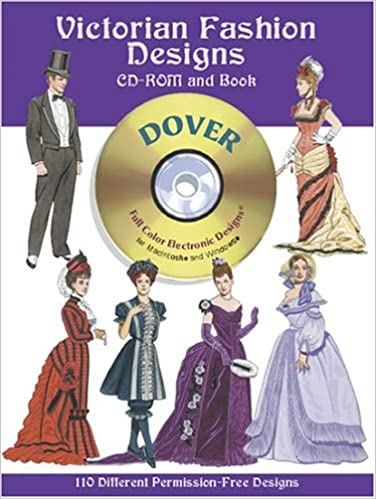 Amazon Fashion Design Books Victorian Fashion Designs