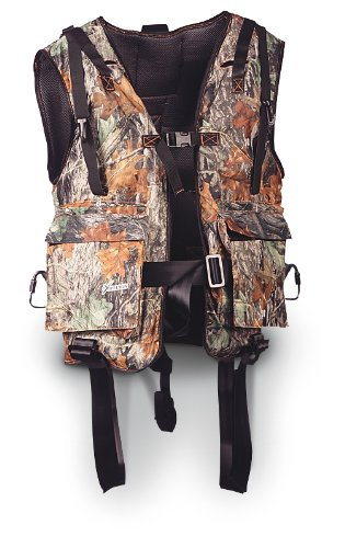 Big Game Ez On Safety Vest Matrix Camo Tree Stand