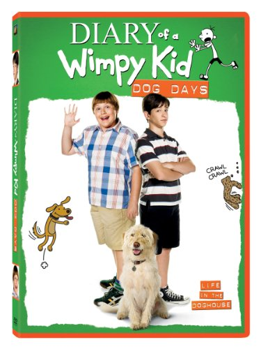 51F84 DXVfL Diary of a Wimpy Kid: Dog Days