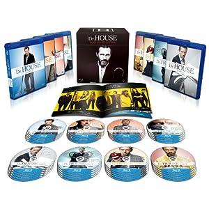 Dr.HOUSE/ドクター・ハウス コンプリート ブルーレイBOX (初回限定生産) [Blu-ray]