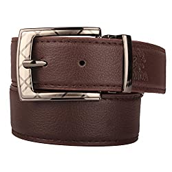 Umda Faux Leather Formal Belt for Men