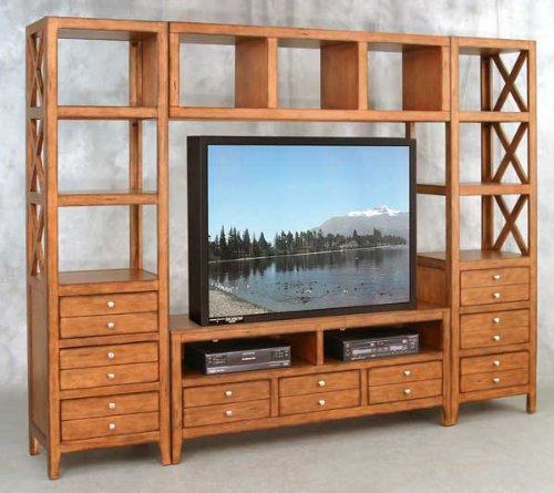 Cheap Lifestyle California Chatsworth Video Entertainment Base (47) TV Stand (B002DBBE3Q)