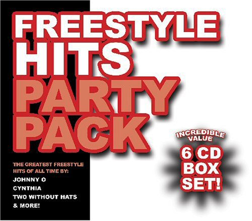 Various Artists - Freestyle Hits Party Pack - Zortam Music