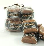 8 Pieces Vanilla Caramel Marshmallow, Hammonds Candy, Hand Made