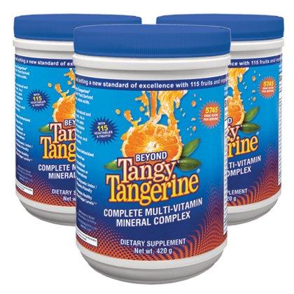 Beyond Tangy Tangerine - T.V. 3 Pack