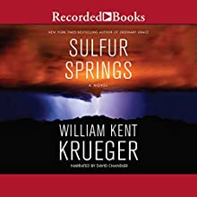 Sulfur Springs Audiobook by William Kent Krueger Narrated by David Chandler