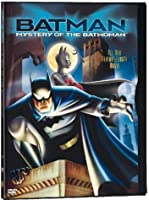 Batman And The Mystery Of Batwoman [DVD] [2004]
