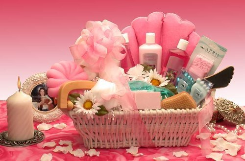 Ultimate Spa Deluxe Relaxation Bath & Body Spa Gift Basket