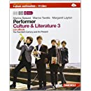Performer. Culture and literature. Con espansione online...