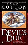 Devil's Due (0451203941) by Cotton, Ralph