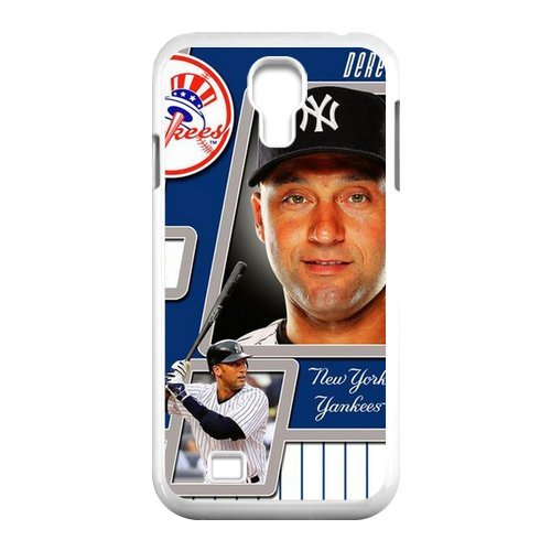 Hard Shell Case Cover For Samsung Galaxy S4 I9500 With Derek Jeter Fashion Style Un012457 front-247448