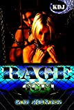 RAGE (Galactic Cage Fighter Series Book 1) (English Edition)