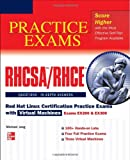Michael Jang RHCSA/RHCE Red Hat Linux Certification Practice Exams with Virtual Machines (Exams EX200 & EX300) (Book & DVD)