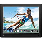 Nixplay 15 Wi-Fi Cloud Digital Photo Frame for syncing with iPhone, Android, Picasa, Flickr, Dropbox, Instagram, and Email (W15A)