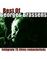 Best of Georges Brassens (Intégrale 75 titres remasterisés)