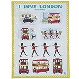 I Love London Fridge Magnets
