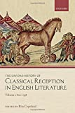 img - for The Oxford History of Classical Reception in English Literature book / textbook / text book