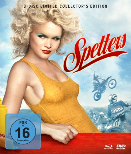 Spetters [Blu-ray] [Limited Collector's Edition]