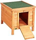 Pet Products - Trixie 62391 natura Kleintierhaus, Kaninchen, 42 � 43 � 51 cm