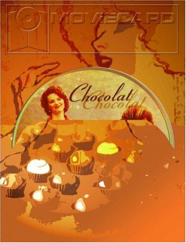 Chocolat - Moviecard (Glückwunschkarte inkl. Original-DVD)
