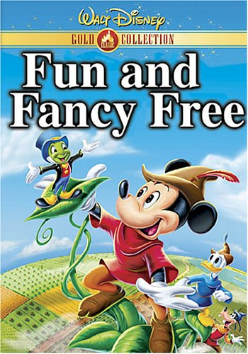Fun and Fancy Free (Disney Gold Classic Collection) (Disney Movies Classics compare prices)