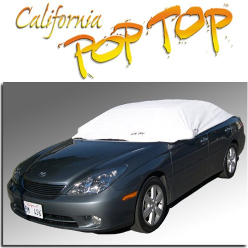 - Toyota Corolla (2003-2006) DuPont Tyvek PopTop Sun Shade, Interior, Cockpit, Car Cover __SEMA 2006 NEW PRODUCT AWARD WINNER__