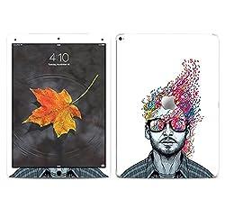 Theskinmantra Rainbow fade SKIN/STICKER/VINYL for Apple Ipad Pro Tablet 9 inch