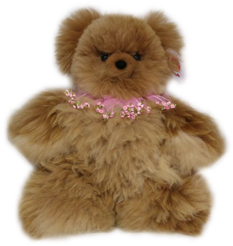 Alpaca Teddy Bear