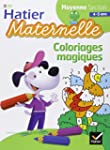 Coloriages magiques Moyenne Section