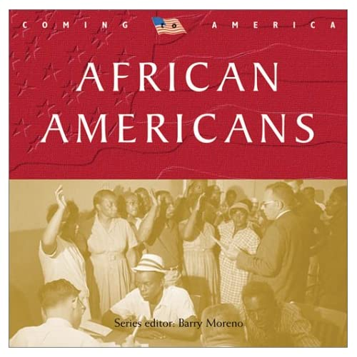 African Americans (Coming to America (Barron's Educational