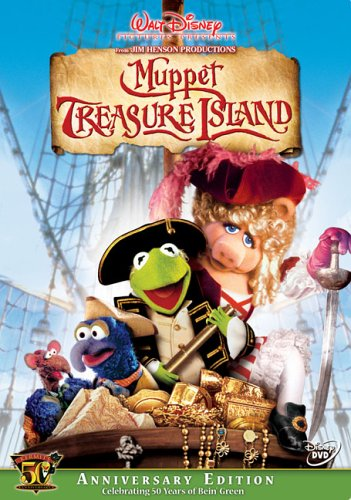 Muppet Treasure Island / Остров сокровищ Маппетов (1996)