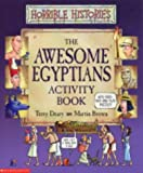 Awesome Egyptians Activity Book (Horrible Histories)