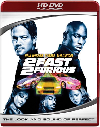 Cover art for  2 Fast 2 Furious [HD DVD]