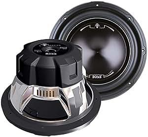 BOSS AUDIO P12DVC  Phantom 12 inch Dual Voice Coil (4 Ohm) 2000-watt Subwoofer