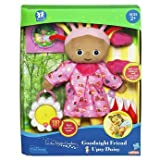 Worthy In The Night Garden PJ Upsy Daisy - Cleva Edition ChildSAFE Door Stopz Bundle