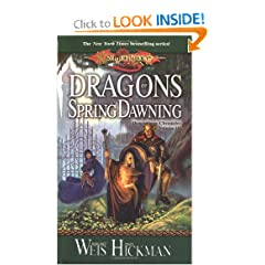 Dragons of Spring Dawning (Dragonlance Chronicles, Book 3) by Margaret Weis and Tracy Hickman