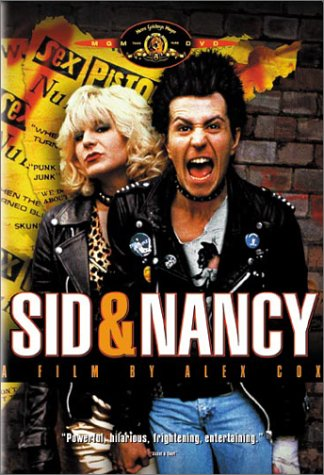 Cover art for  Sid & Nancy