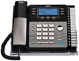 RCA 25423RE1 ViSys 4-Line Expandable System Phone