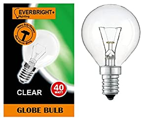 10x 40W 240V SES E14 OVEN COOKER BULB LAMP 300° Suitable for all these Brand Cookers, MASS DYNAMIC ® from MASS DYNAMIC