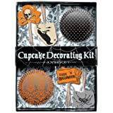 Halloween Cupcake Decorating Kit - Something Wicked Collection