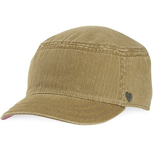 life-is-good-womens-cadet-heart-tonal-hat-woodland-green-one-size-by-life-is-good