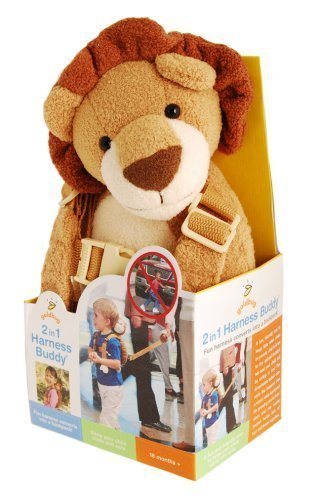 Review Of Goldbug Animal 2 in 1 Harness, Lion